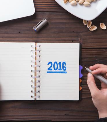 As 10 resoluções para 2016 que a Mygon vai ajudar a concretizar!