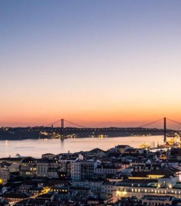 10 Terraços em Lisboa com uma vista única sobre a cidade!
