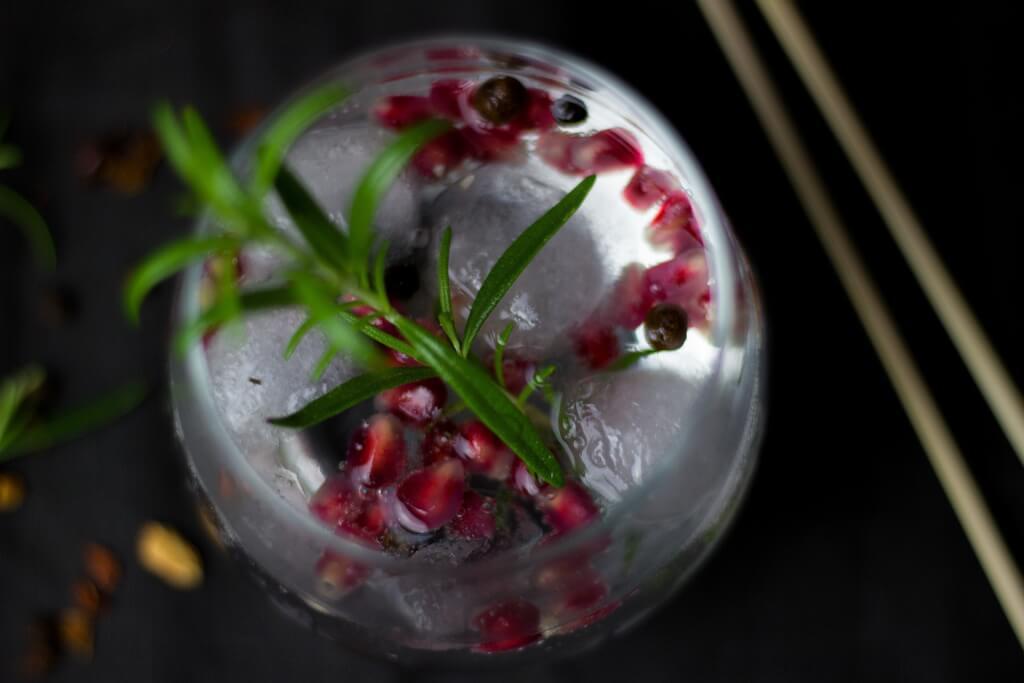 gin tónico no porto