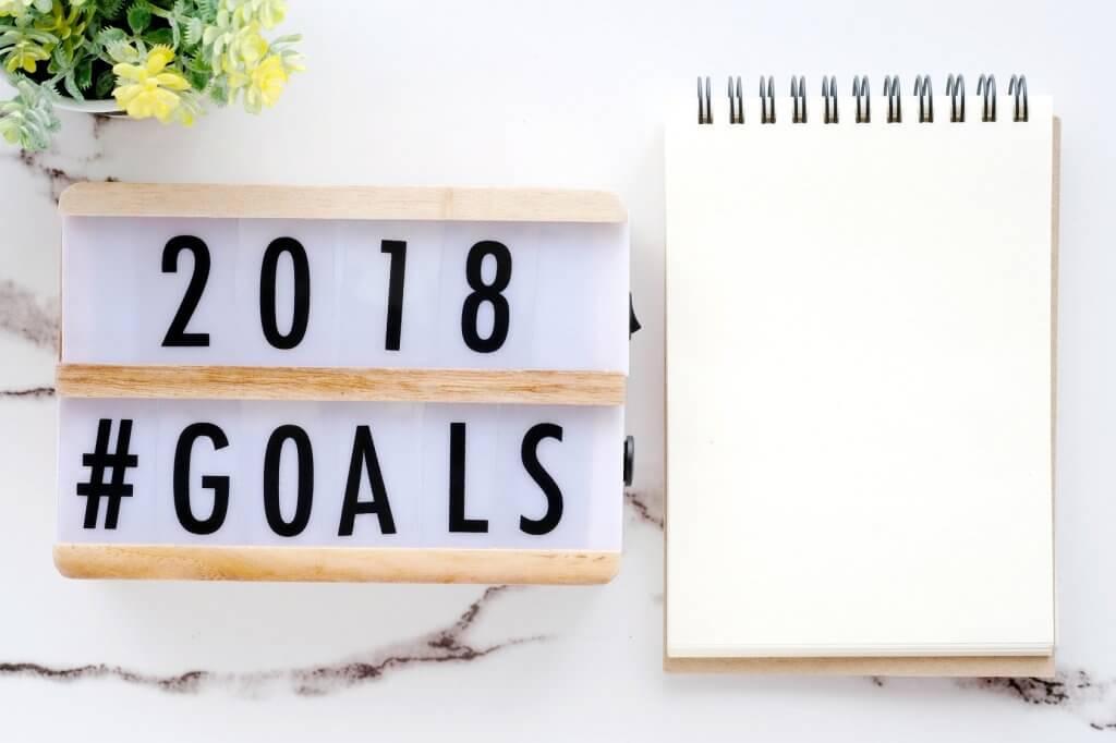 ano novo resoluções 2018