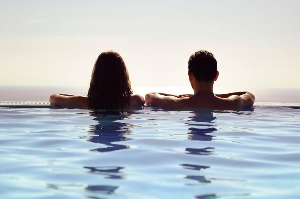 Hoteis com piscina