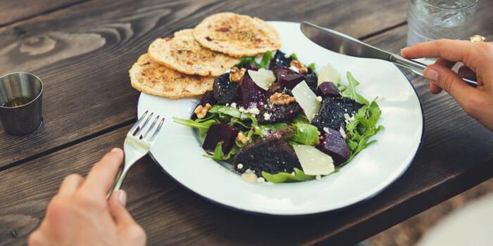 10 Restaurantes Vegetarianos no Porto