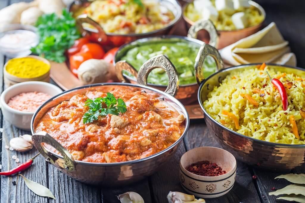 Os Melhores Restaurantes Indianos de Lisboa e Porto